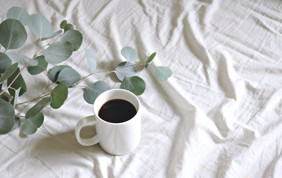 Elderly Insomnia do not drink coffee before bed