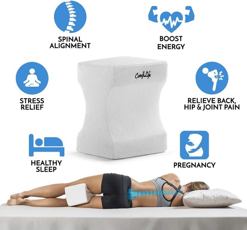 Orthopedic-Knee-Pillow