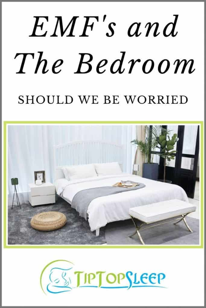 EMF's and The Bedroom Pinterest