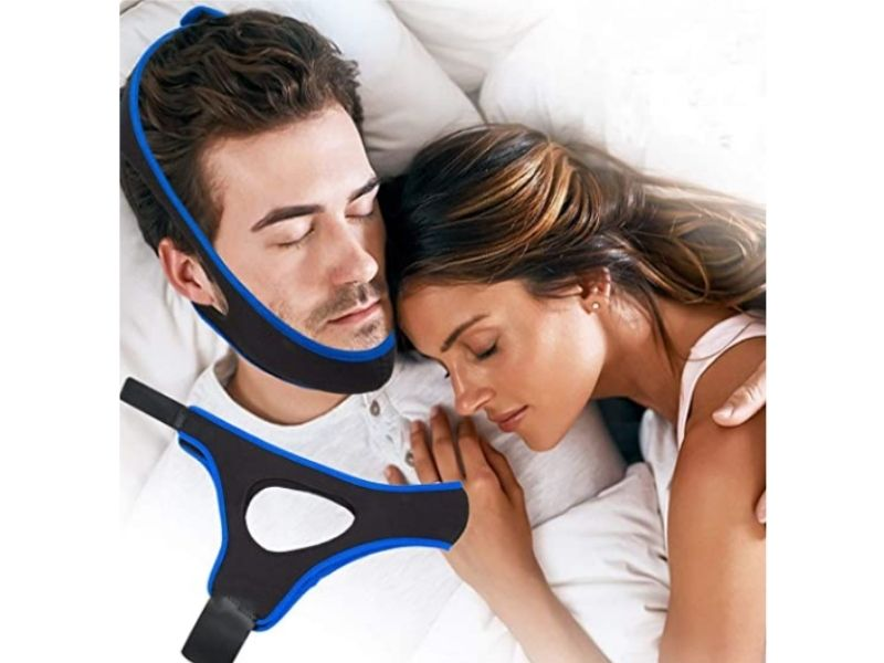 Best Chin Strap for Snoring - Tip Top Sleep