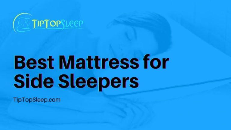 Best-Mattress-for-Side-Sleepers