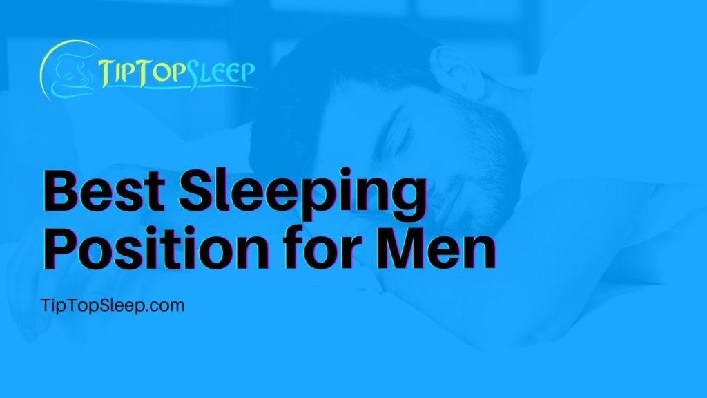 Best-Sleeping-Position-for-Men