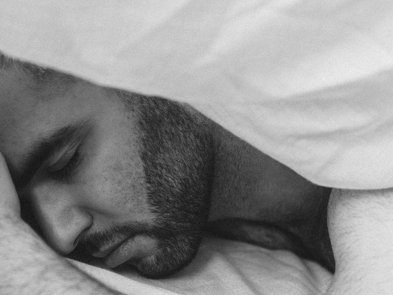 Best Sleeping Position for Men