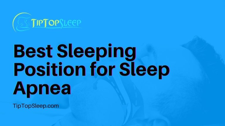 Best-Sleeping-Position-for-Sleep-Apnea