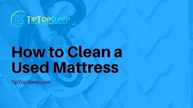 How-to-Clean-a-Used-Mattress