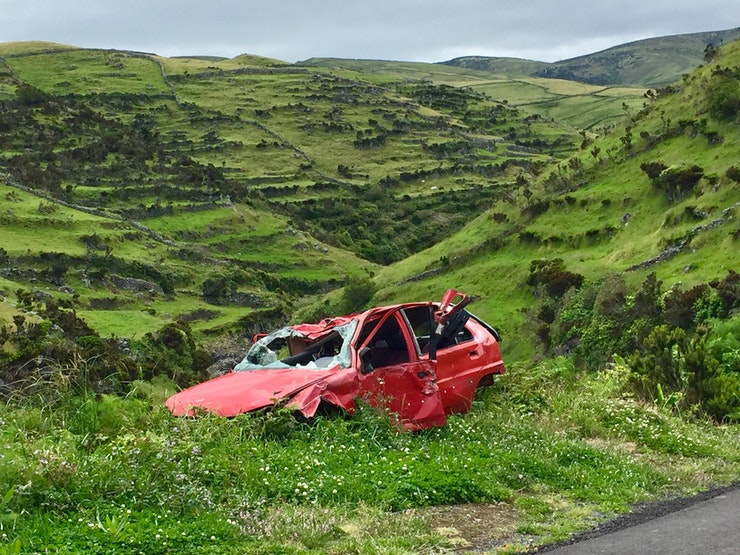 Can't Sleep After Car Accident - Tip Top Sleep