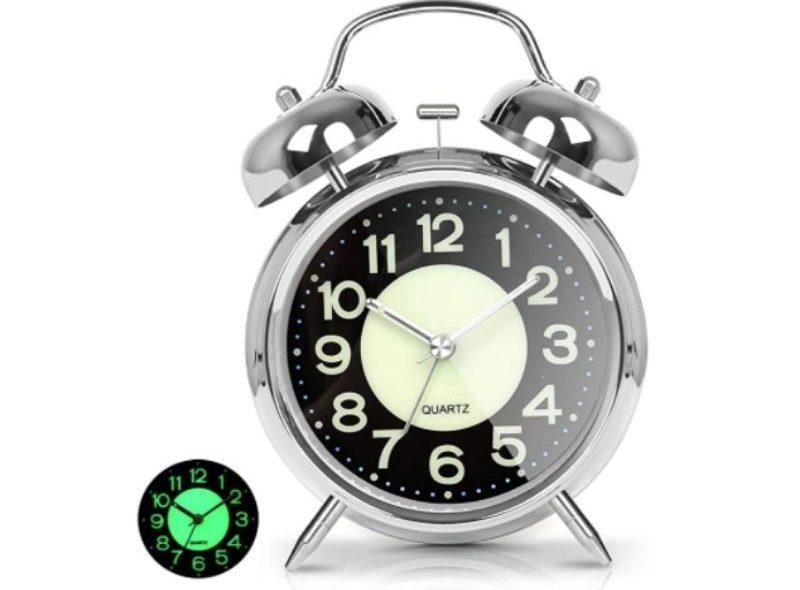 No Snooze Alarm Clocks