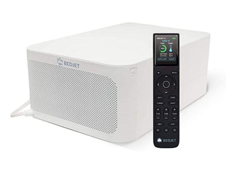 Best Bed Air Conditioner - Tip Top Sleep