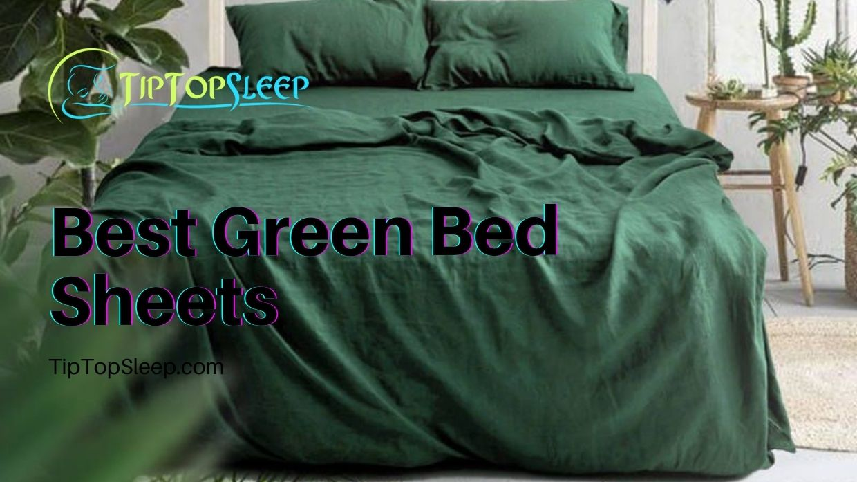 Best-Green-Bed-Sheets